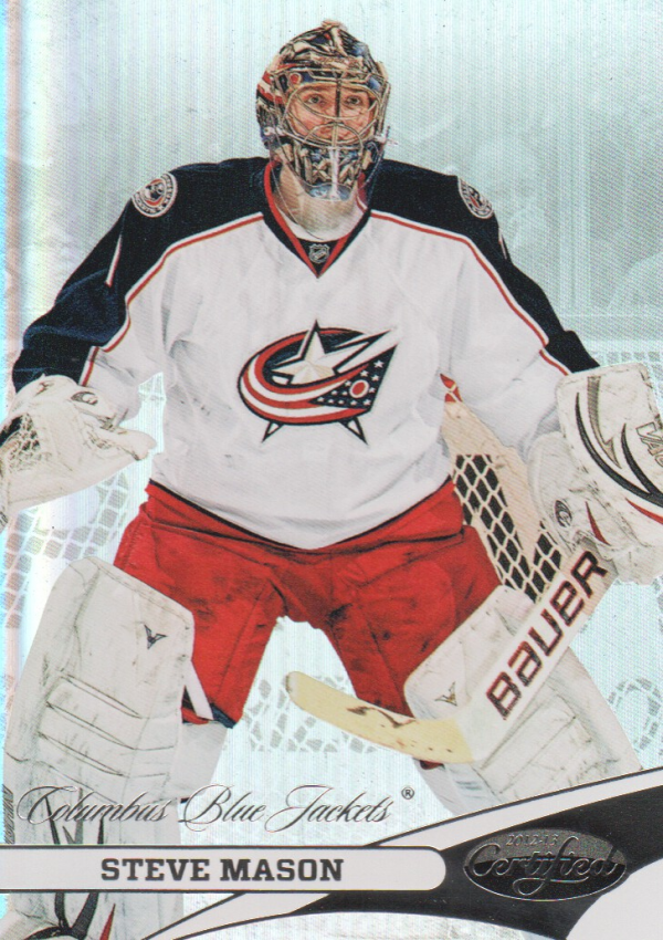 2012-13 Certified Mirror Hot Box #59 Steve Mason