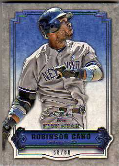 2012 Topps Five Star #24 Robinson Cano