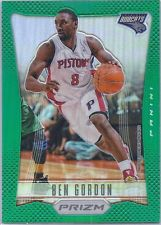 2012-13 Panini Prizm Prizms Green #129 Ben Gordon