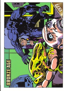 2012 Marvel Bronze Age Parallel #45 Black Panther #1
