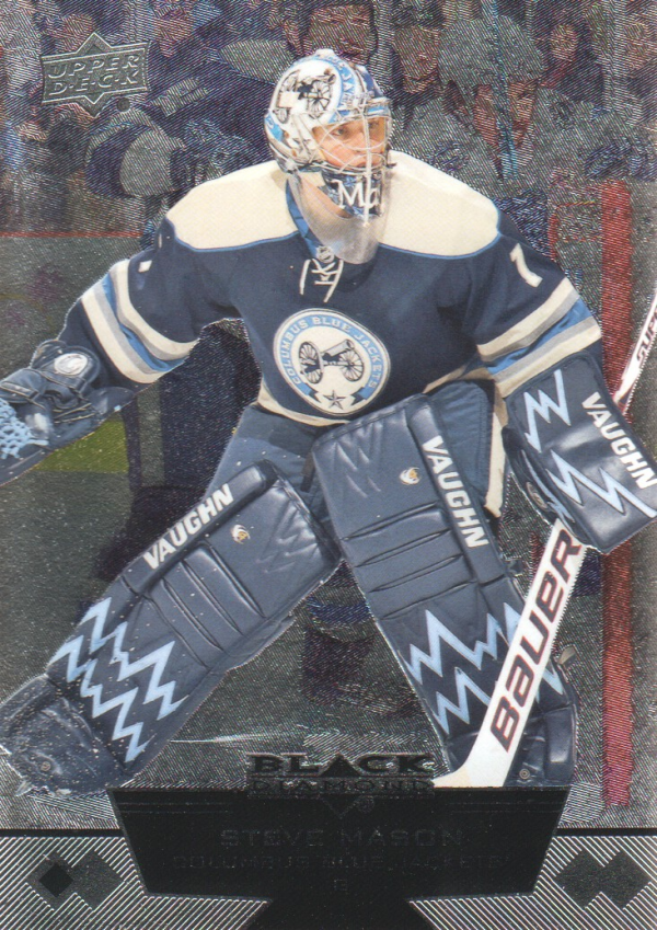 2012-13 Black Diamond #59 Steve Mason