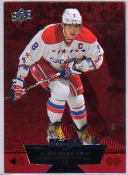 2012-13 Black Diamond Ruby #10 Alexander Ovechkin
