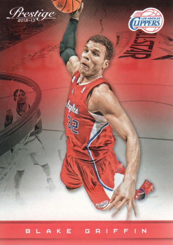 2012-13 NBA Starting Five #2 Blake Griffin