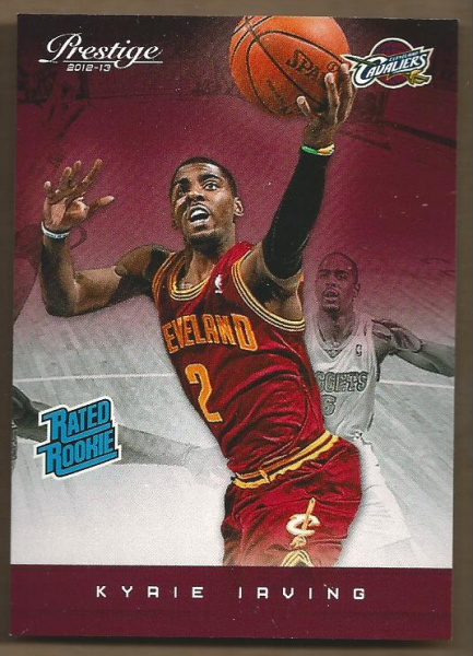 2012-13 NBA Starting Five #4 Kyrie Irving