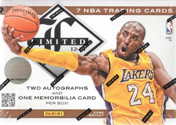 2012-13 Limited Basketball Hobby Box