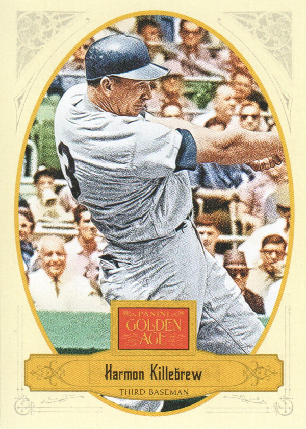 2012 Panini Golden Age #97 Harmon Killebrew
