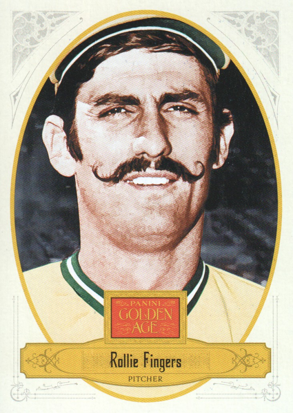 2012 Panini Golden Age #111 Rollie Fingers