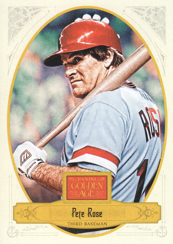 2012 Panini Golden Age #118 Pete Rose
