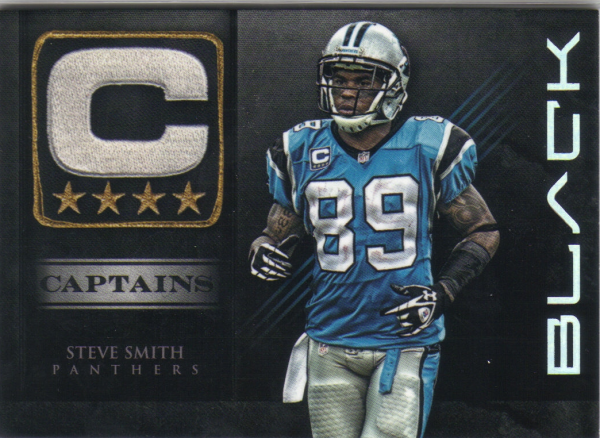 2012 Panini Black Captains #4 Steve Smith