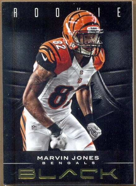 2012 Panini Black Gold #164 Marvin Jones