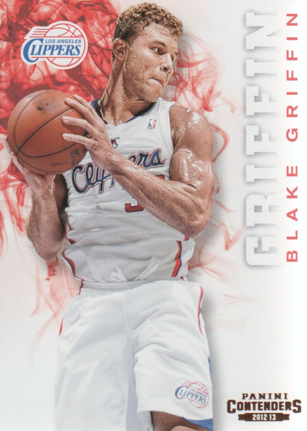 2012-13 Panini Contenders #183 Blake Griffin