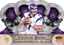 2012 Crown Royale #91 Christian Ponder