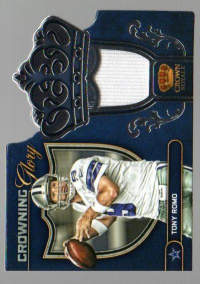 2012 Crown Royale Crowning Glory Materials #30 Tony Romo/99
