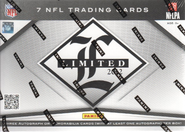 2012 Limited Football Hobby Box