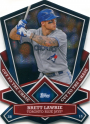 2013 Topps Cut To The Chase #CTC13 Brett Lawrie