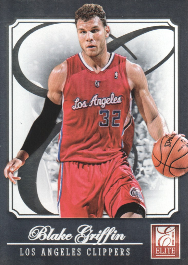 2012-13 Elite #9 Blake Griffin