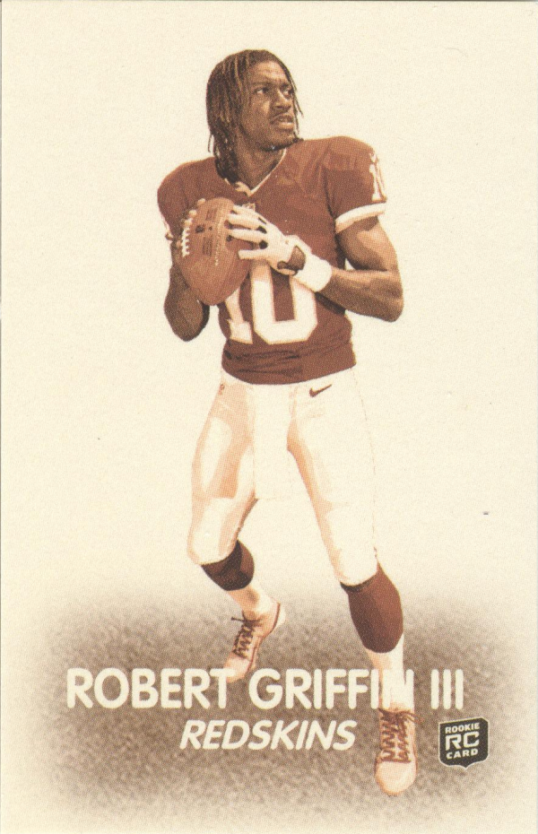 2012 Topps Magic 1948 Magic #8 Robert Griffin III