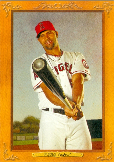 2013 Topps Turkey Red #7 Albert Pujols