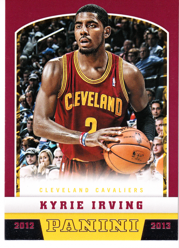 2012-13 Panini #227 Kyrie Irving RC
