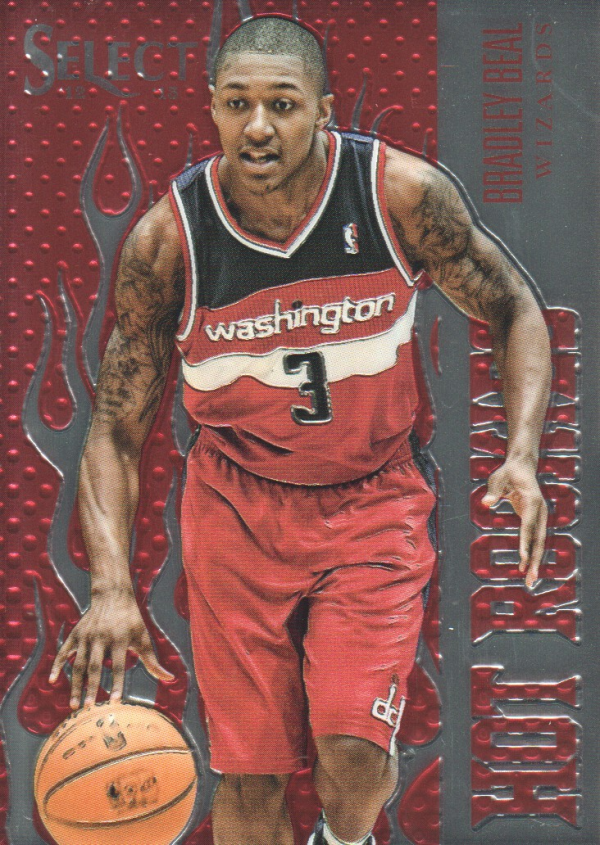 2012-13 Select Hot Rookies #7 Bradley Beal