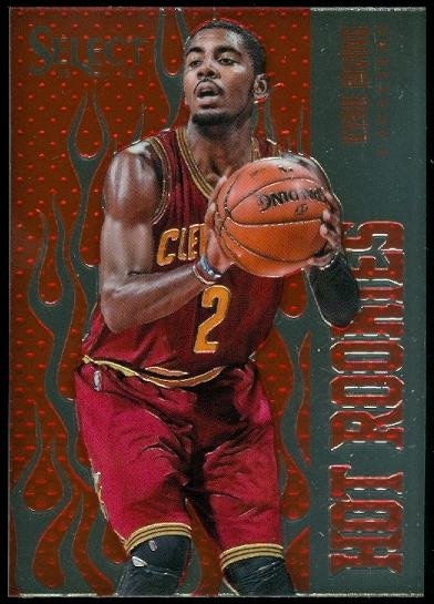 2012-13 Select Hot Rookies #31 Kyrie Irving