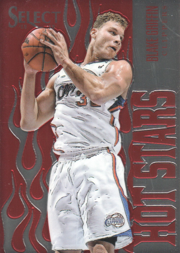 2012-13 Select Hot Stars #8 Blake Griffin
