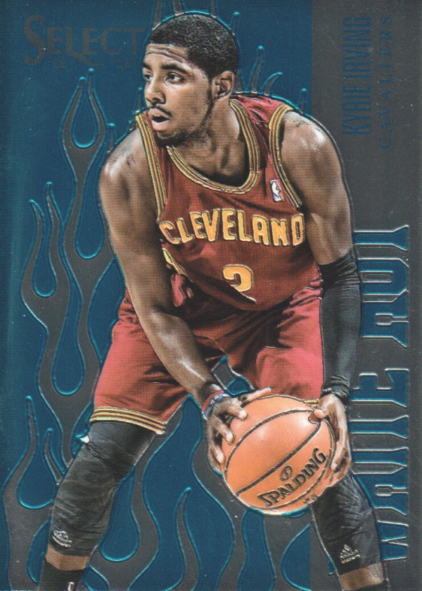2012-13 Select White Hot Stars #7 Kyrie Irving