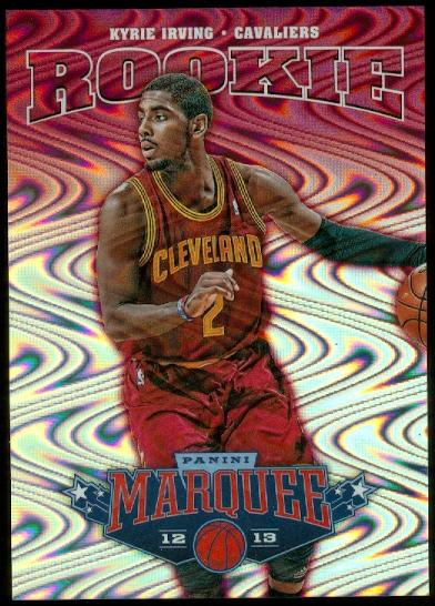 2012-13 Panini Marquee #161 Kyrie Irving RC