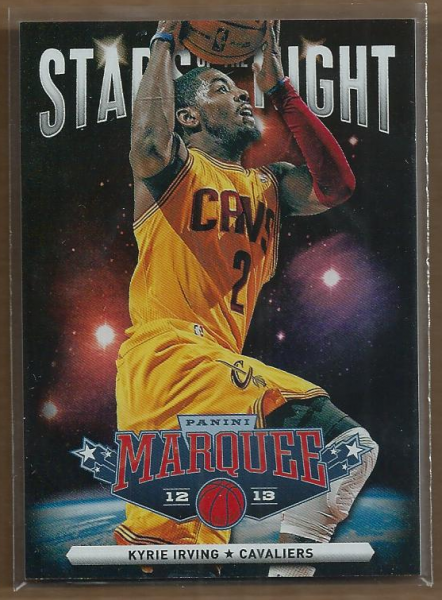 2012-13 Panini Marquee Stars of the Night #4 Kyrie Irving