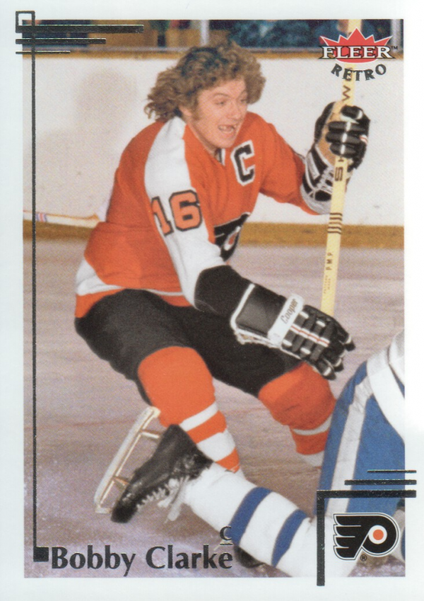 2012-13 Fleer Retro #33 Bobby Clarke