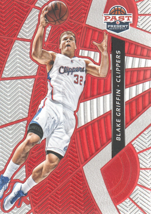 2012-13 Panini Past and Present Treads #17 Blake Griffin