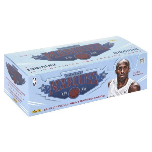 2012-13 Panini Marquee Basketball Hobby Box