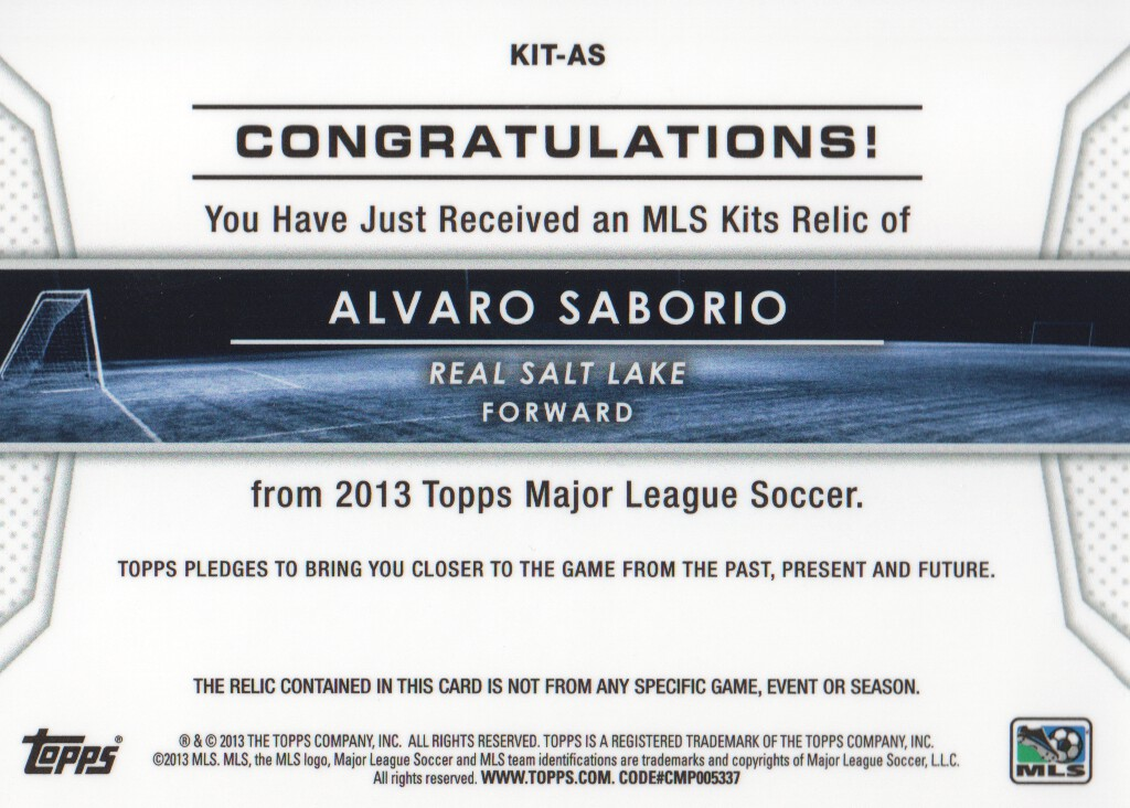 2013-Topps-MLS-Soccer-Cards-Pick-From-List thumbnail 153