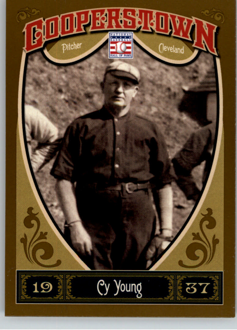 2013 Panini Cooperstown #2 Cy Young