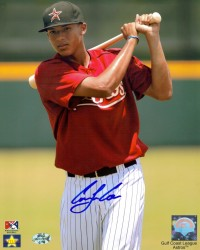 Carlos Correa Autograph 8x10 Photo Signed w/COA Houston Astros