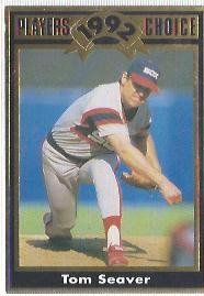 1992 Cartwrights Players Choice Gold #24 Tom Seaver