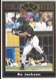1992 Cartwrights Players Choice Gold #26 Bo Jackson