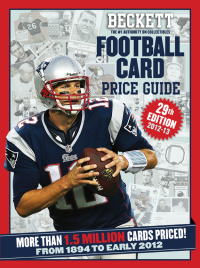 Football Price Guide #29 front image