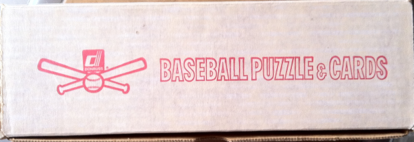 1985 Donruss Baseball Factory Set-660 Cards