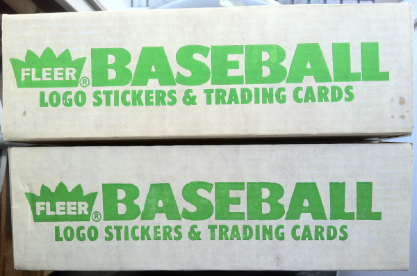 1988 Fleer Baseball Hobby Factory Set-672 Cards