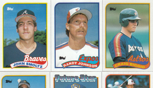1989 Topps Baseball Hand Collated Set-792 Cards