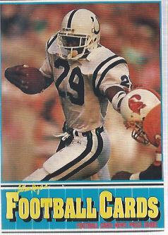 1990 Football Card News #5 Eric Dickerson