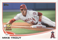 2013 Topps I MLB Angels Team Set (11 Cards)