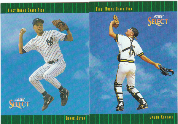 1993 Select Baseball Hand Collated Set - 405 Cards