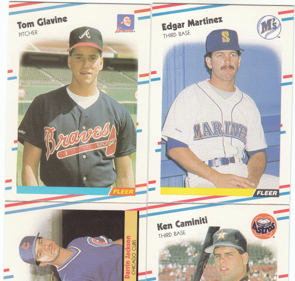1988 Fleer Baseball Hand Collated Set - 660 Cards