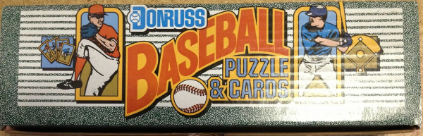 1990 Donruss Baseball Factory Set - 728 Cards