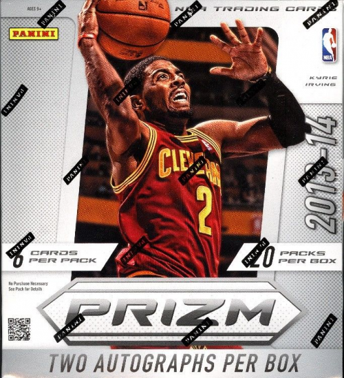 2013-14 Panini PRIZM Basketball HOBBY Box