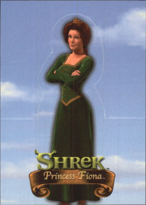 2001 Shrek Stand Up Characters S3 Princess Fiona | eBay
