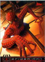 2002 Topps Spiderman promo #P1
