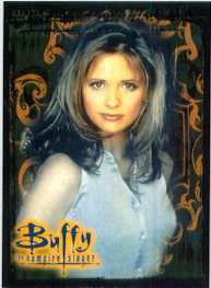sarah Geller Buffy The Vampire Slayer promo card # BP1